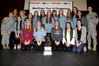Wando Volleyball MaxPreps Tour of Champions Award