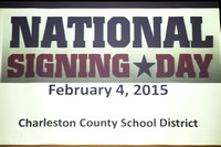 2015 Wando National Signing Day
